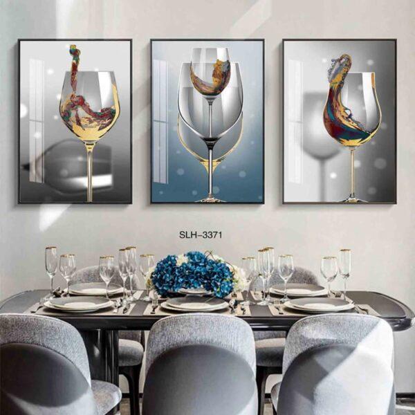 תמונה של כוס יין