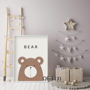 דובי לחדר תינוק