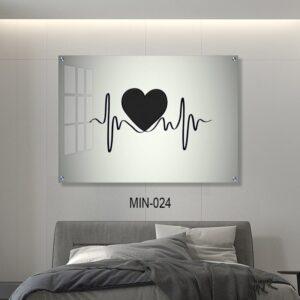 תמונת קנבס לחדר שינה