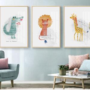תמונות לחדר ילדים תינוקות