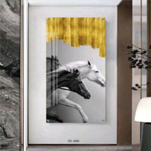 תמונות מודפסות על זכוכית