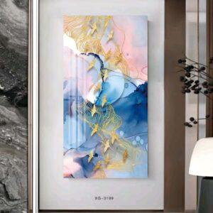 תמונת קנבס אבסטרקט לסלון